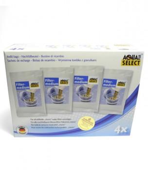 Aqua select Jahrespack, 12 Beutel