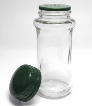 Gewürzstreuer aus Glas-5 Stück