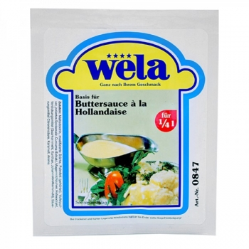 WELA Gourmet - Basis für Buttersauce ala Hollandaise