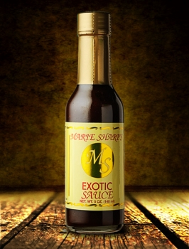 "Marie Sharp's ""Exotic"" Sauce"
