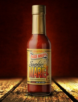 "Marie Sharp's ""Smokin Marie"" Sauce"