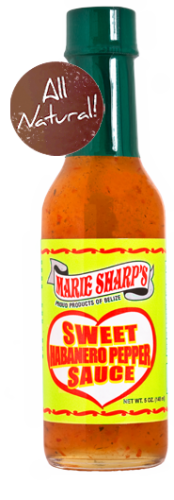 "Marie Sharp's ""Sweet"" Habanero Pepper Sauce"