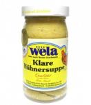 "WELA ""Pur"" Klare Hühnersuppe Paste"