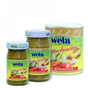 WELA GOLD Gemüsebouillon - gross