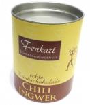 FENKART Trinkschokolade Chili Ingwer